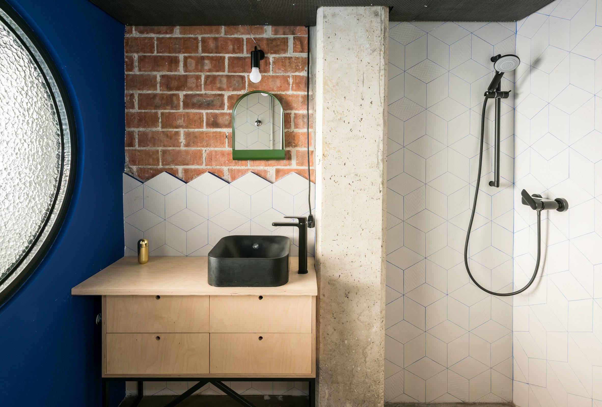 Bathroom in UpHouse