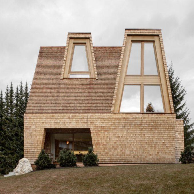 ciAsa Aqua Bad Cortina by Pedevilla Architects