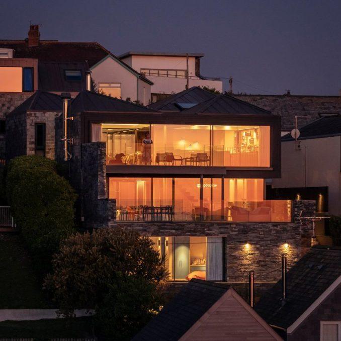 Invisible Studio Cornish home