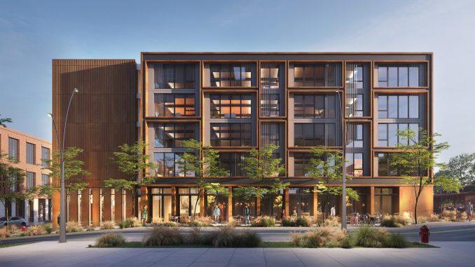 Juno mass timber housing
