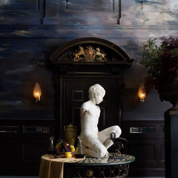 NoMad London hotel by Roman and Williams