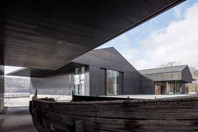 Windermere Jetty Museum by Carmody Groarke