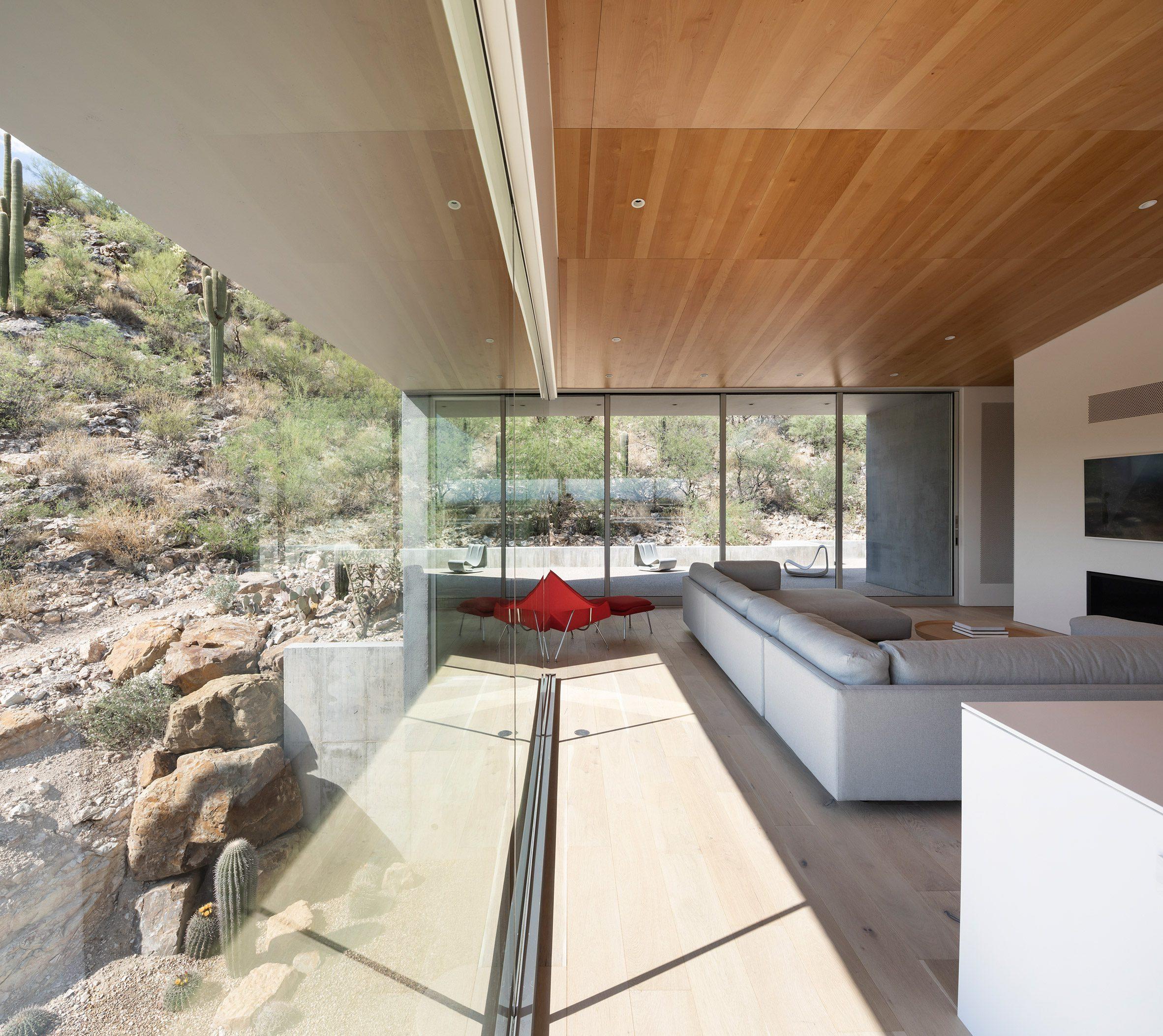 Views from Ventana House