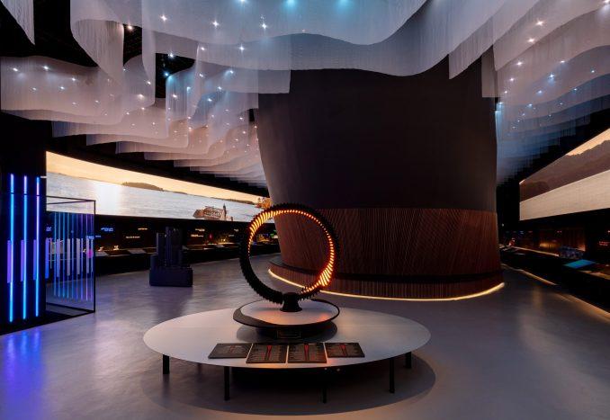 Finland exhibition at Dubai Expo