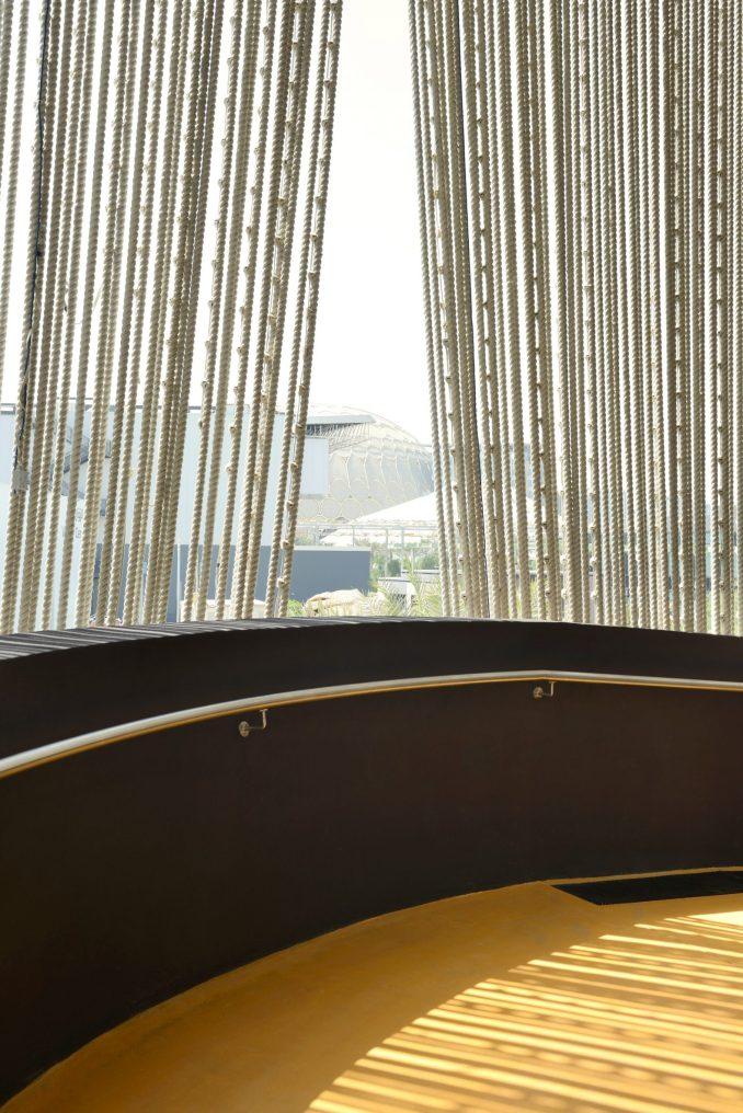 Dubai Expo pavilion