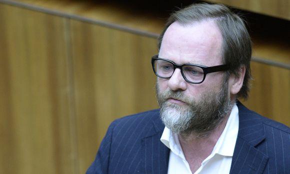 Neos-Mandatar Sepp Schellhorn.