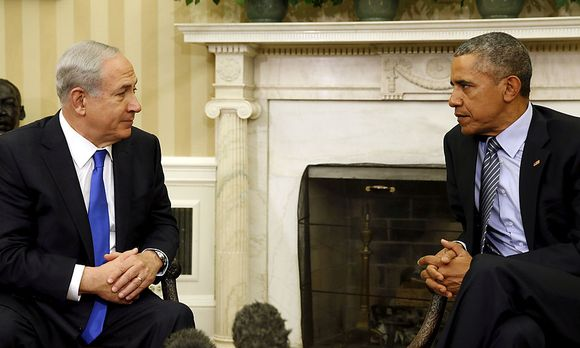 Benjamin Netanyahu und Barack Obama. / Bild: REUTERS