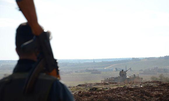 Archivbild. / Bild: (c) APA/AFP/NAZEER AL-KHATIB