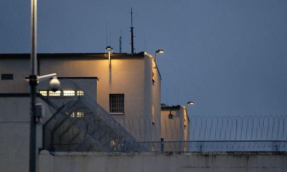 In diesem Leipziger Gefängnis wurde Al-Bakr erhängt in seiner Zelle gefunden / Bild: APA/Sebastian Willnow