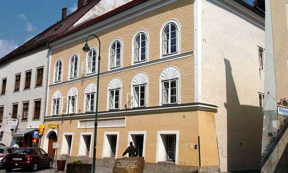 Hitlers Geburtshaus / Bild: (c) FABRY Clemens Hitlers Geburtshaus / Bild: (c) FABRY Clemens