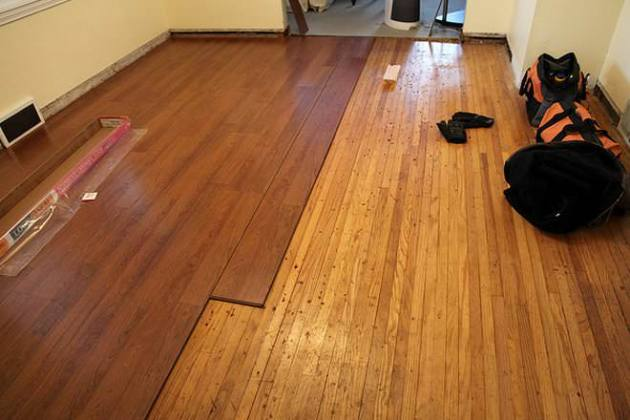 Laminate vs Hardwood Flooring   Difference and Comparison   Diffen Laminate Floor