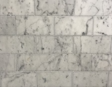 search for carrera marble subway tile