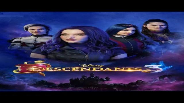 watch descendants 3 full movie online