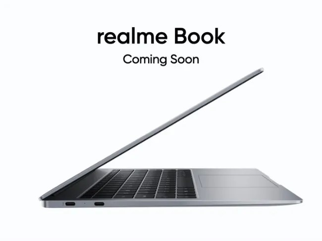 Realme Book laptop looks inspired from Apple MacBook Air
