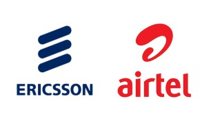 Image result for airtel signs 3 year contract with ericsson
