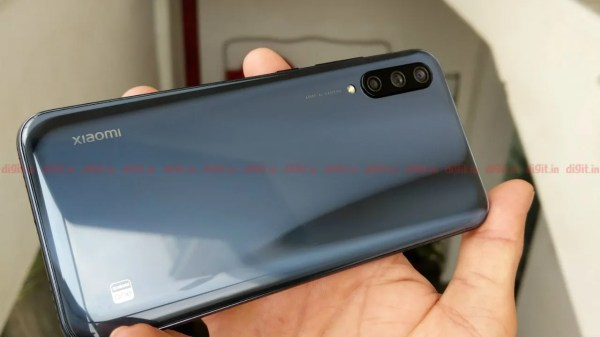 Xiaomi Mi A3 Android One smartphone with 48MP triple-rear ...