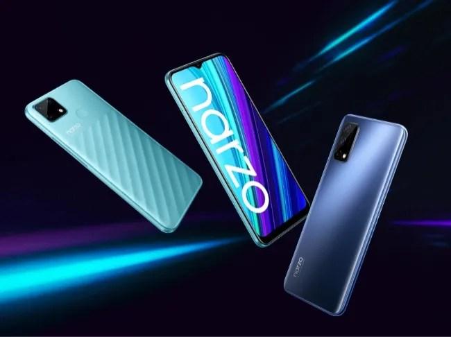 Realme Narzo 30A, Narzo 30 Pro price and availability