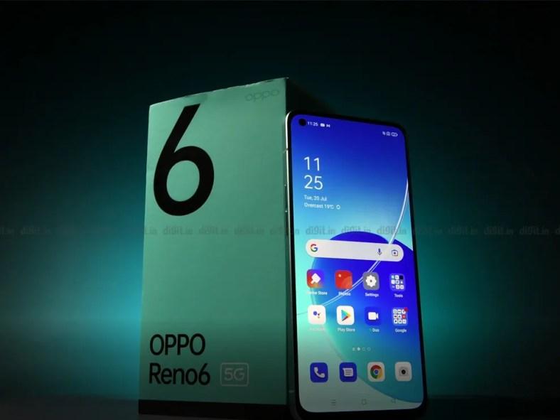Oppo Reno 6 5G review