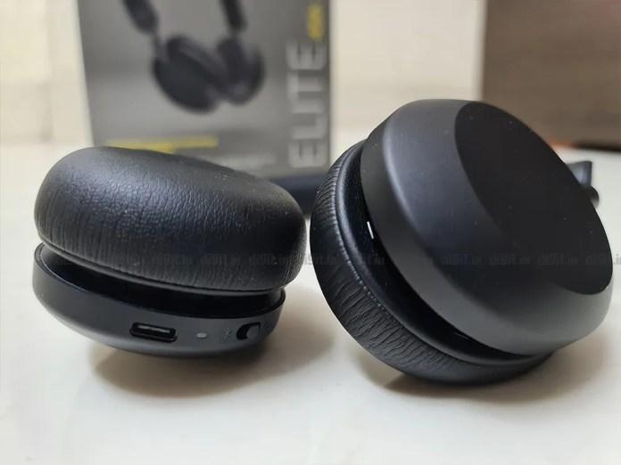 Fones de ouvido Jabra Elite 45H