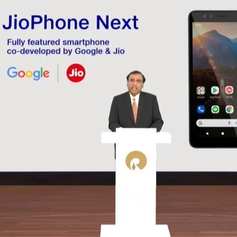 JioPhone Next 10 सितंबर को होगा लॉन्च | दुनिया का सबसे सस्ता स्मार्टफोन