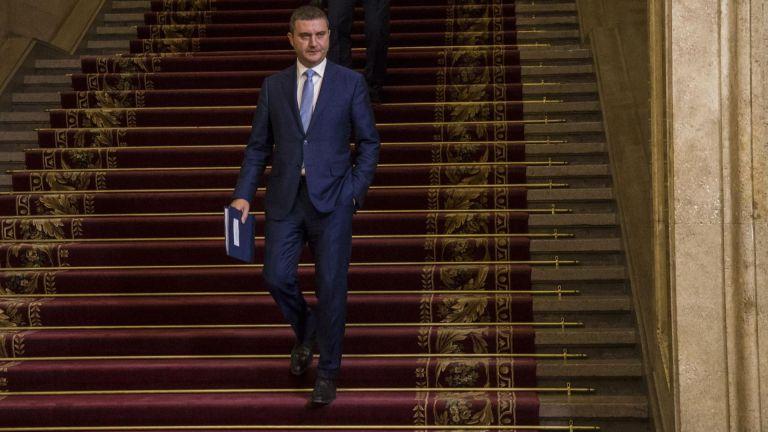Владислав Горанов обясни как е купил офиси за 752 000 лева.