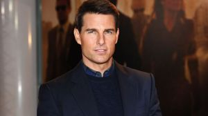 Tom Cruise is building a film studio on the territory of a secret military base