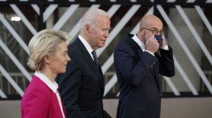 С пристигането на Байдън в Брюксел ЕС и САЩ се отърваха от 17-годишния дразнител.