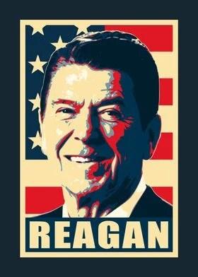 ronald reagan the american