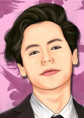 cole sprouse posters art prints