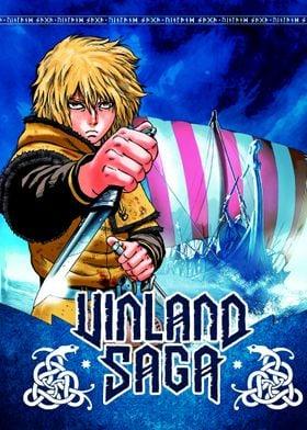 vinland saga posters art prints