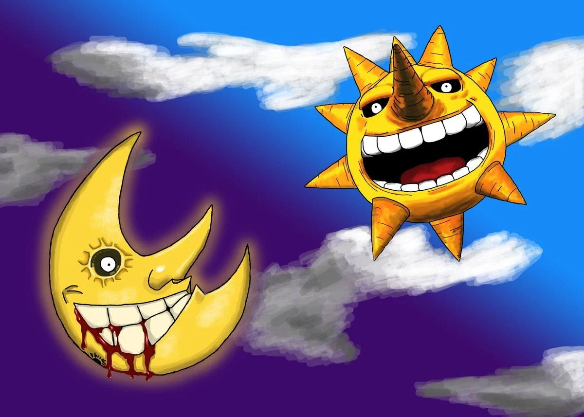 soul eater sun and moon