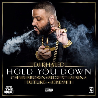 Hold You Down Cover