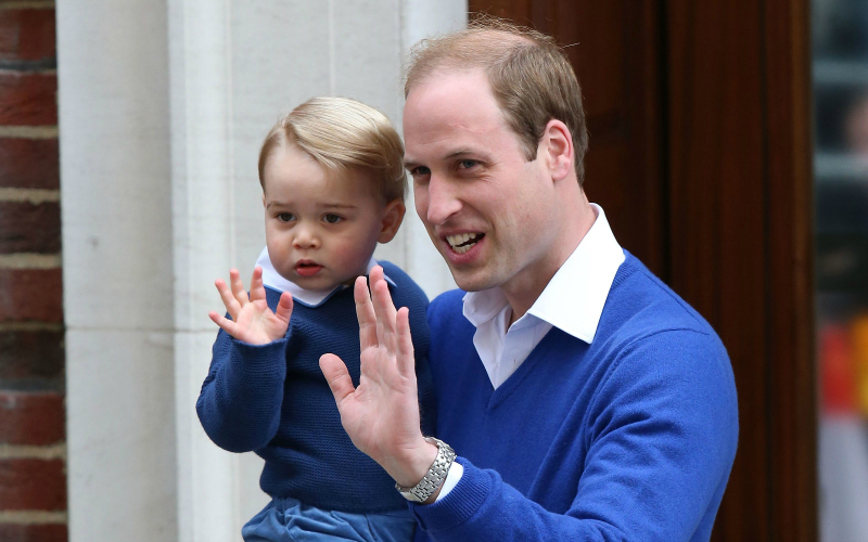 Royal baby: Prince William, Kate Middleton introduce their ...