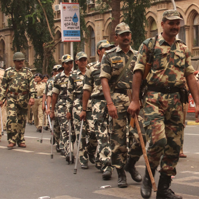 Paramilitary forces (Picture used for representational purposes only)