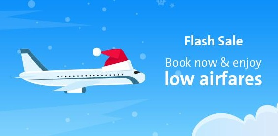 GoAir Christmas Sale Book Your Flight Tickets Starting At