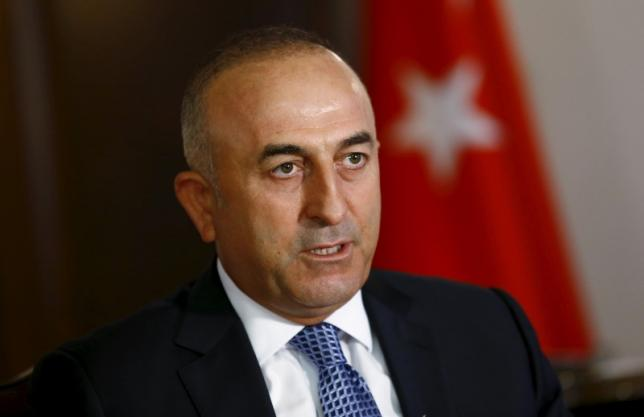 Image result for Turkish Foreign Minister Mevlut Cavusoglu, photos