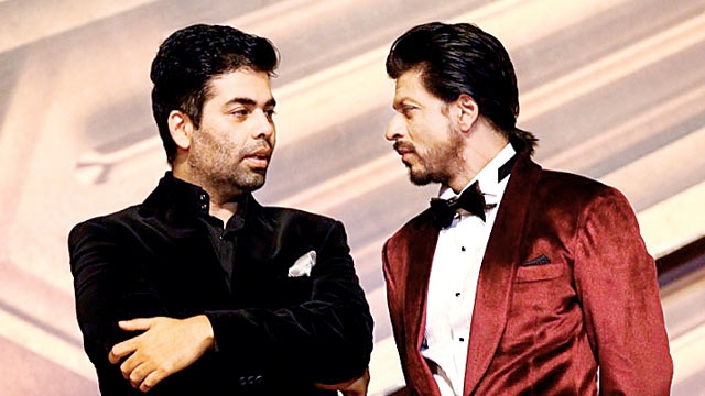 Karan Johar opens up his sexual orientation and relationship with SRK