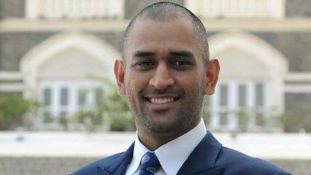 Image result for bald look of dhoni