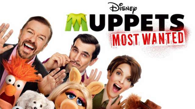 Film Review: Muppets Most Wanted Has Some Brilliant