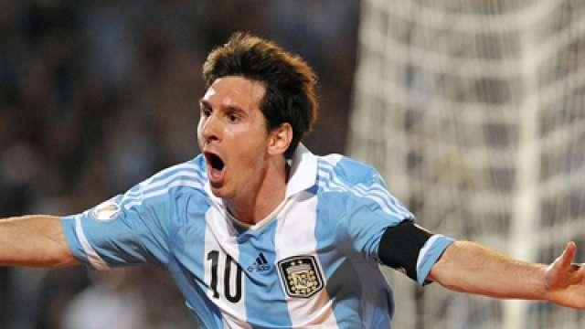 FIFA World Cup 2014: Argentina captain Lionel Messi turns ...