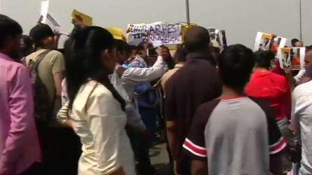 protest-mayur-vihar