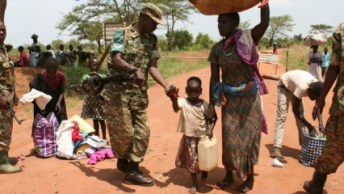 Image result for U.K. troops arrive in Juba to provide engineering, medical aid