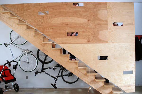 Escadaria Design por Nic Darling