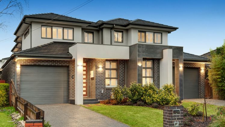 This three-bedroom townhouse at 20a Inga Street in Burwood East is selling privately for $1.15 million.