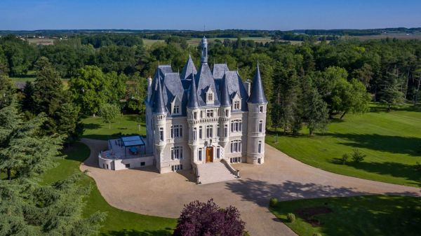 wonderful french chateau review of chateau de courcelles - HD1500×843