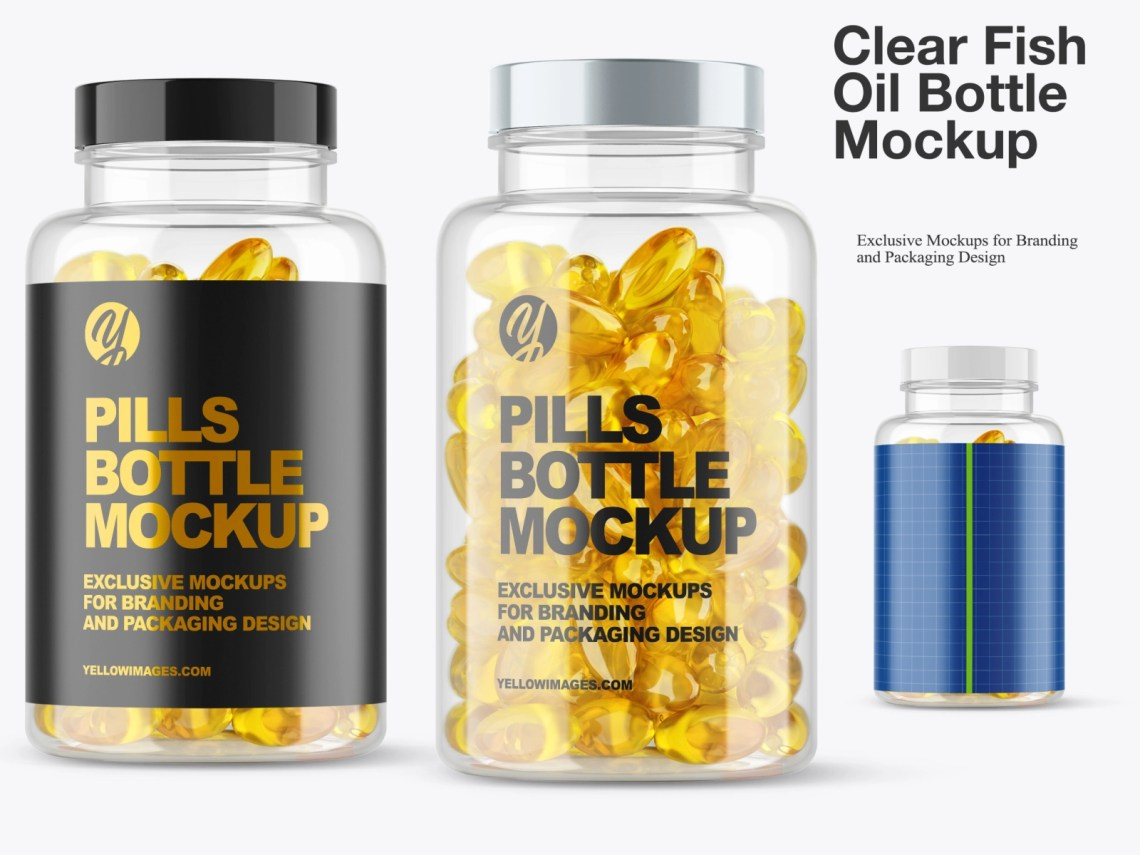 Download Free Bottle Cap Mock Up Yellow Images