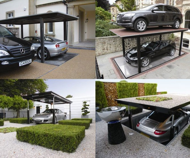 Beautiful Home Parking Design Pictures - Design Ideas for Home ...