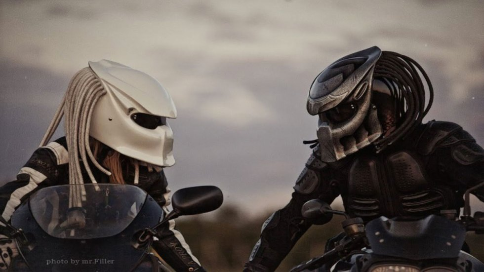 Sick in the Head: The 10 Coolest Motorcycle Helmets ...