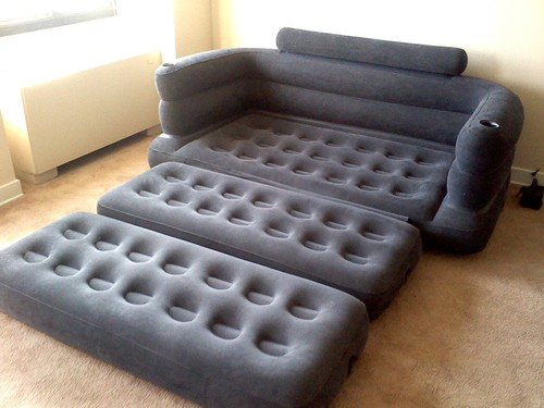 Queen Pull Out Couch