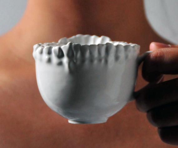 3D Printed Teeth Cup